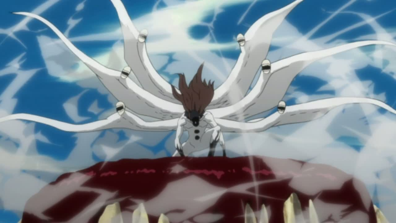 Aizen 4th Transformation